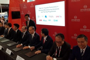 Nordson Joins Partnership to Advance Innovation and Technology in Singapore
