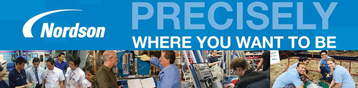 Nordson - Precisely Where You Want To Be