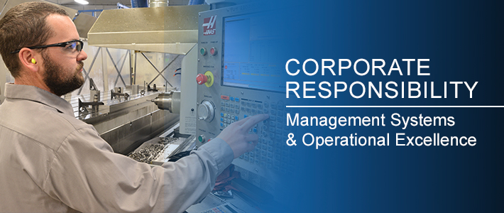 Management Systems and Operational Excellence