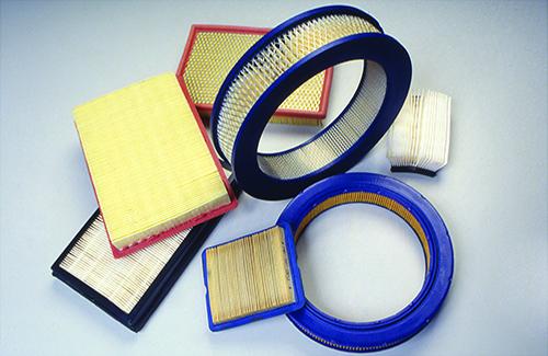 Produkcja filtrów