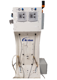 ECC 700 Cable Coaters deliver precise powder application in wire and cable manufacturing.