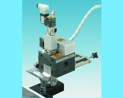 PF 60 V slot guns easy adjustment of post forming coating widths