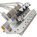 Universal TruFlow applicators meter hot melt adhesive for precise add on