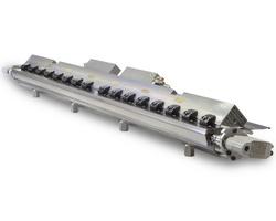 TrueCoat FS Slot Applicators For Reliable Flat Panel Adhesive Dispensing