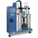 DuraPail bulk melters for hot melt adhesives, sealants or butyls in pails