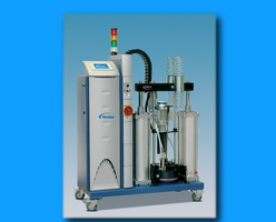 VersaPail bulk melters for hot melt adhesives, sealants or butyls in pails