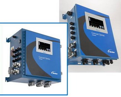 Concert Series Material Flow Controllers with Temperature Control
