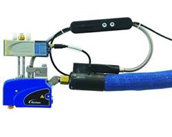 Der EcoBead-Mustergenerator spart Klebstoff bei gleich hoher Verklebungsfestigkeit.