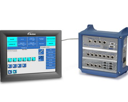LogiComm integrated pattern control and verification systems  maintain quality control