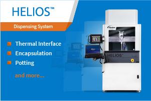 用于电子组装,灌封,密封,垫圈和热界面材料的中型液体分配。