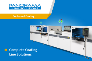 NEW Panorama Line Solutions – Striking the right balance of equipment and process control for optimal coating efficiency.