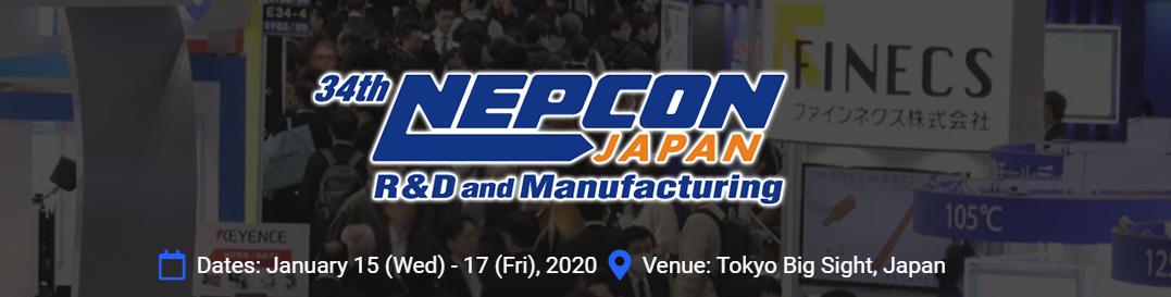 Nepcon Japan 2020