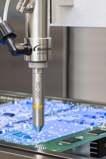 Nordson ASYMTEK SC-350 Select Spray Applicator for Conformal Coating