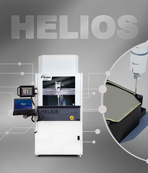 Helios SD-960 Large-Volume Fluid Dispensing System
