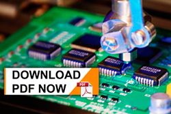 White Paper Download - Conformal Coating Process Characterization Considerations - January 2016