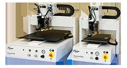 DispenseMate D-593/D-595 Benchtop Fluid Dispensing System