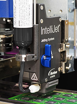 IntelliJet Jetting System with ReadiSet Jet Cartridge