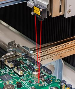 Non-Contact Laser Height Sensor
