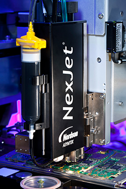 ASYMTEK NexJet high-speed dispenser