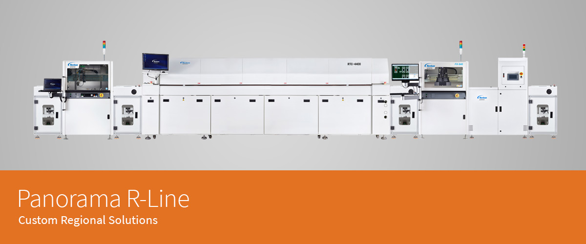 Panorama Conformal Coating Line - R-Line