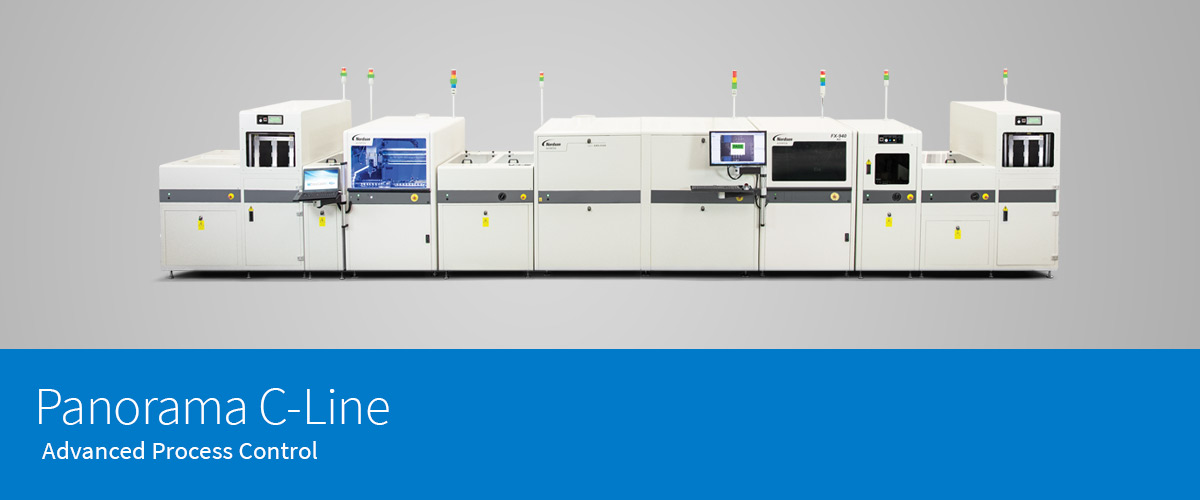 Panorama Conformal Coating Line - C-Line