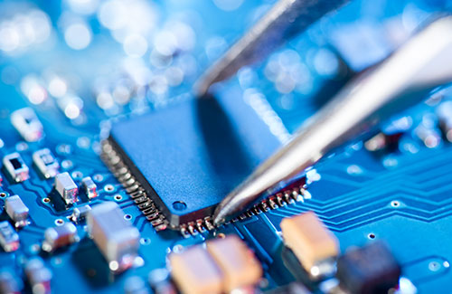 Mechanical Strength Testing of Thin Die.