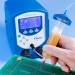 Ultimus II precision fluid dispenser dispenses glue, epoxy, sealant, solder paste, flux, silicone, and more