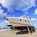 Zweikomponenten-Dosiersystem, das hinsichtlich Reparaturen und Instandhaltungsarbeiten an Booten und Schiffen
