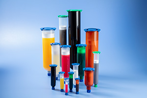 Optimum dispensing components work together to reduce fluid waste.