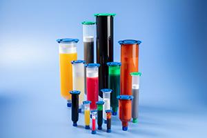Les consommables de dosage Optimum fonctionnent ensemble pour réduire le gaspillage de produit.