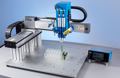 Nový dávkovací ventil na principu postupující kavity