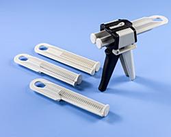 Zwei Komponent (2K) 50ml Manuelle Dosierpistolen für Kartuschen