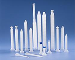 Bi-composants (2K) Séries 160 Mélangeurs Jetables