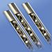 Misturadores de metal em linha