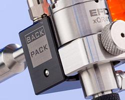 Atuador de válvula Backpack™