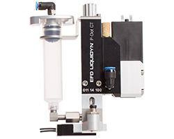 Barrière optique laser