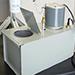 MicroCoat® 6-Gallonen-Vorratsbehälter