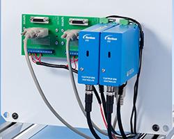 7197PCP-DIN controller for precise volumetric dispensing control of progressive cavity pumps