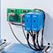 Steuergeräte für volumetrische DIN-Pumpen