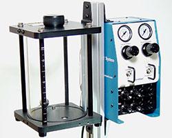 Os sistemas de lubrificação sem contato MicroCoat® MC800 da