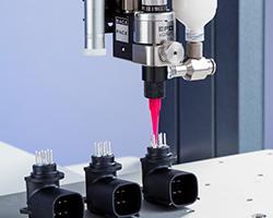 Nordson EFD Válvulas de aguja xQR41V