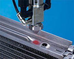 Маркировочные системы клапанов распылителей с рециркуляцией MicroMark® 781RC