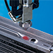 Nordson EFD 781RC Recirculating Valve Marking a Radiator