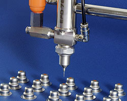 787MS-SS MicroSpray™ Mikrosprejový ventil