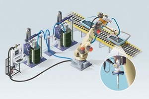 Complete Automotive Dispensing System