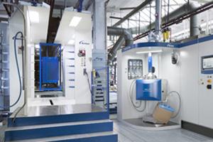 Pulverbeschichtungs-Systeme