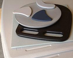 Wood medium density fiberboard