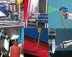 Nordson Industrial Coating Systems Applications
