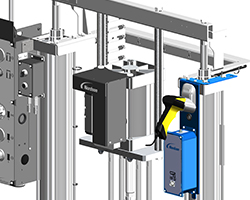 Barcode Reader System | Nordson Industrial Coating Systems