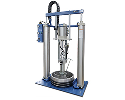 Rhino SD3/XD3 Pneumatic Bulk Unloader | Nordson Industrial Coating Systems
